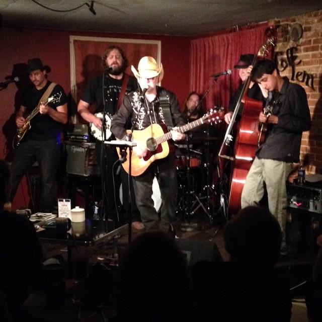 Bovine Social Club performs at Caffe Lena