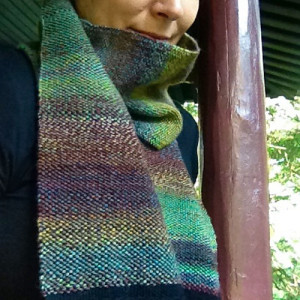 It was a thrill to see my project featured on Ravelry's Community Eye Candy this week.