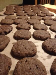 Aztec Cookies
