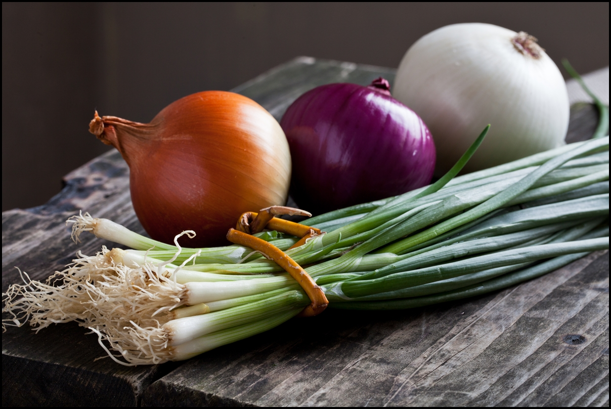 In December, we'll be cooking with onions for #powerpantry.